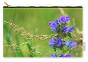 Grass And Flower  Carry-all Pouch