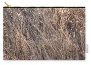 Grass Detail Carry-all Pouch