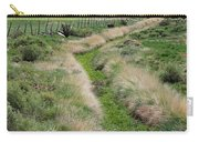 Grass Path Carry-all Pouch