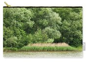 Grasses And Trees Carry-all Pouch