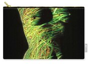 Grasses Carry-all Pouch by Arla Patch