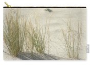 Grasses On The Beach Carry-all Pouch