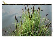 Grasses With Seed Heads Carry-all Pouch
