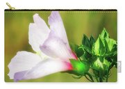 Grasshopper And Flower Carry-all Pouch