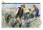 Grasshopper Plague, 1888 Carry-all Pouch