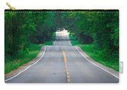 Grassy Lake Road Carry-all Pouch