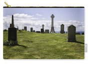 Grave Of Flora Macdonald Carry-all Pouch