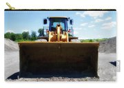 Gravel Pit Cat 972g Wheel Loader 01 Carry-all Pouch