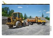 Gravel Pit Loader And Dump Truck 03 Carry-all Pouch