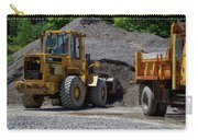 Gravel Pit Loader And Dump Truck 04 Carry-all Pouch