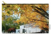 Graveyard In Autumn Carry-all Pouch