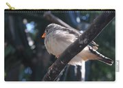 Gray Crowned Rosy Finch   Carry-all Pouch