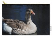 Gray Duck Carry-all Pouch