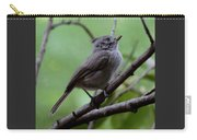 Gray Grey Bird 052814a Carry-all Pouch