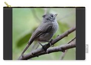 Gray Grey Bird 052814aa Carry-all Pouch