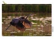 Gray Heron Carry-all Pouch