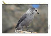 Gray Jay Carry-all Pouch
