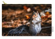 Gray Squirrel Dance Carry-all Pouch
