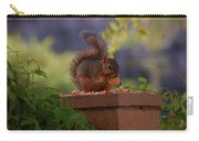 Munching Squirrel Carry-all Pouch