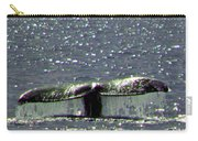 Gray Whale Carry-all Pouch