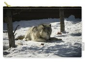 Gray Wolf 2 Carry-all Pouch