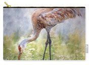 Grazin' In The Grass Carry-all Pouch
