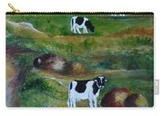 Grazing Cows. Carry-all Pouch