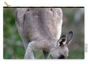 Grazing Kangaroo Carry-all Pouch