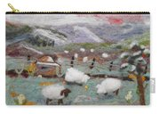 Grazing Woolies Carry-all Pouch