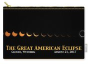 Great American Eclipse 2 Carry-all Pouch