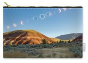 Great American Eclipse Composite 2 Carry-all Pouch