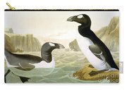 Great Auk (alka Impennis): Carry-all Pouch