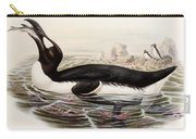 Great Auk Carry-all Pouch