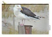 Great Black Backed Gull - Larus Marinus Carry-all Pouch
