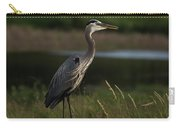 Great Blue Heron 1 Carry-all Pouch