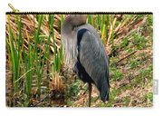 Great Blue Heron 2 Carry-all Pouch