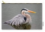 Great Blue Heron 3 Carry-all Pouch