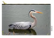 Great Blue Heron 4 Carry-all Pouch