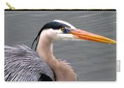 Great Blue Heron 5 Carry-all Pouch