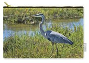 Great Blue Heron II Carry-all Pouch