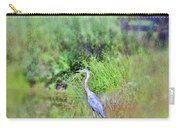 Great Blue Heron Visitor Carry-all Pouch