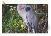 Great Blue Just Chillin' Carry-all Pouch