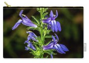 Great Blue Lobelia Carry-all Pouch
