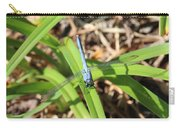 Great Blue Skimmer Carry-all Pouch