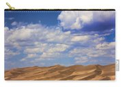 Great Colorado Sand Dunes Mixed View Carry-all Pouch