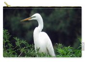 Great Egret 19 Carry-all Pouch