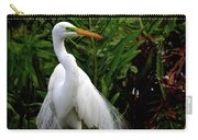 Great Egret Nesting Carry-all Pouch