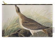 Great Esquimaux Curlew Carry-all Pouch