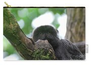 Great Face Of Goeldi's Marmoset Carry-all Pouch