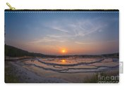 Great Fountain Geyser Sunset  Carry-all Pouch